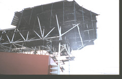 Tanker Conversion to FPSO. (Frank Bennett ARPS.) Tags: ship platform bluewater ropes turret tanker moorings fpso processingplant helideck marineengineering usagegorm