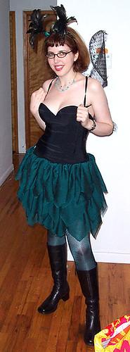 Halloween Costume 2004: Luna Moth
