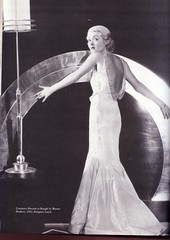 Constance Bennett in Bought, 1931 (Silverbluestar) Tags: ladies girls bw classic film beautiful beauty fashion 1931 vintage stars 1930s glamour women pretty womens hollywood blonde actress movies celebrities gown constancebennett warnerbrothers elegance artdco eveningwear luick
