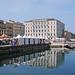 Trieste: mercato e ponte rosso