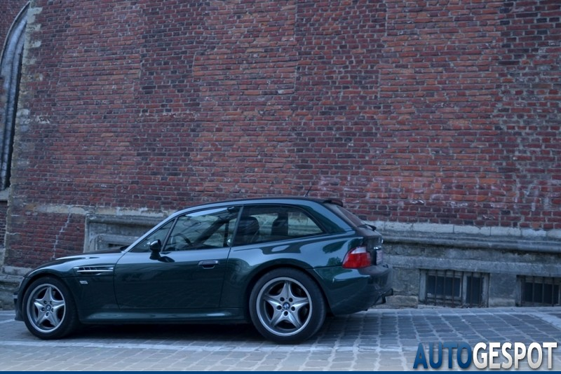 2000 M Coupe Oxford Green Black Coupe Cartelcoupe Cartel