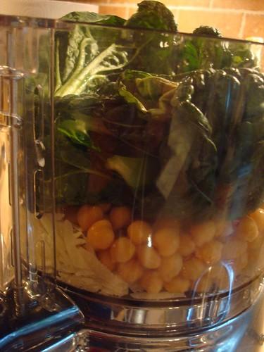 Nut Free Arugula Pesto