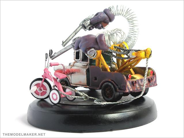 Pixar Cars Joker Mater 2