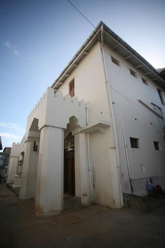 Ijumaa Mosque at Kiponda