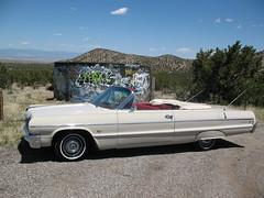 A NEW 64 RAG..... (*PESA*) Tags: car 64 impala 1964 pesa pesa505 burque505 pesa64