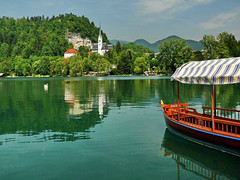 Lake Bled (werner boehm *) Tags: slovenia lakebled wernerbhm