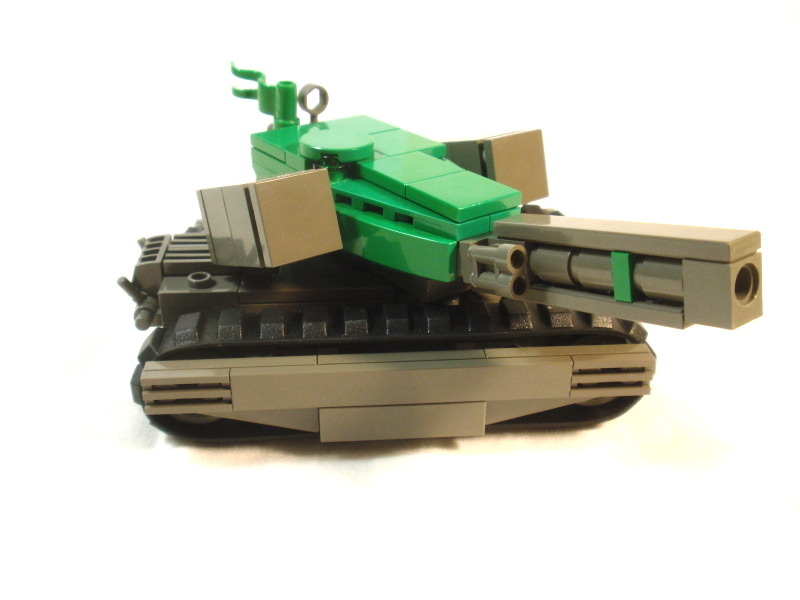 Prowler Battle Tank 1