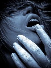 блу ((Konami)) Tags: wood blue woman man black love me girl beautiful lady umbrella happy glasses swan smoke lips poppy brunette bodyart blondy milajovovich masc ayes