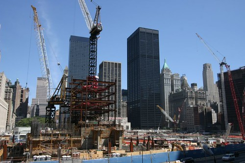 The World Trade Center Site...
