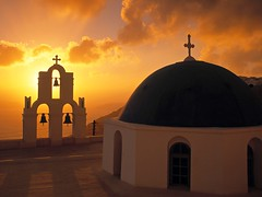 Kimis Theotokov Church, Santorini, Cyclades Islands, Greece (LoneEagle110) Tags: