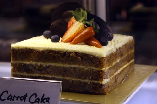 La Casa Carrot Cake