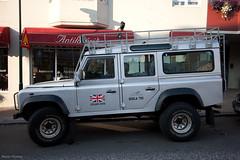 LRD (Martin Thomay) Tags: car truck iceland 4x4 reykjavík landroverdefender reykjavk reykjav