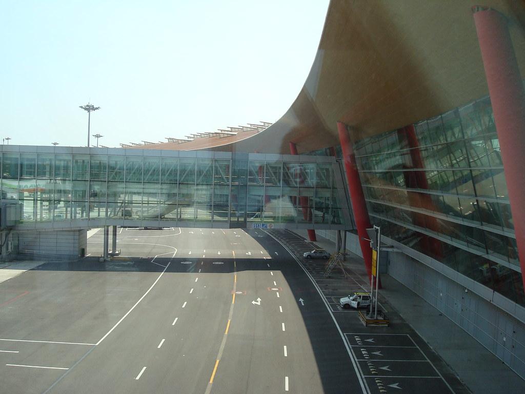 首都國際機場夠漂亮