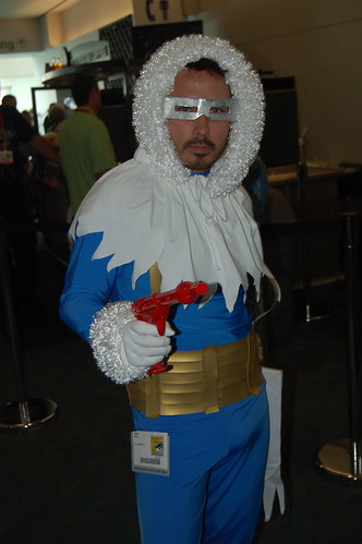 Comic Con 2009: Captain Cold