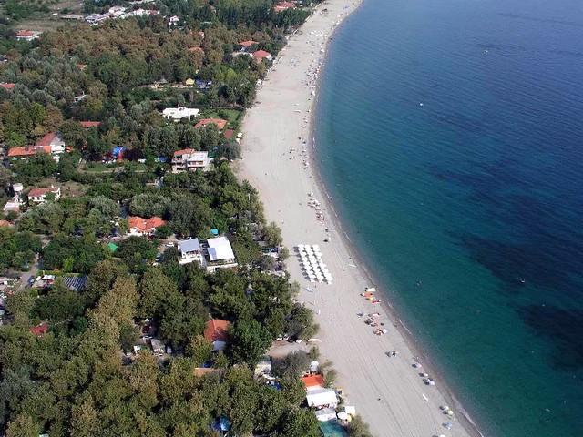 Κεντρική Μακεδονία - Πιερία - Δήμος Πιερίων Παραλία Νέου Παντελεήμονα
