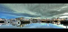 Port Joinville (zozma*) Tags: seascape france port island hdr le vende yeu photomatix abigfave hdrenfrancais