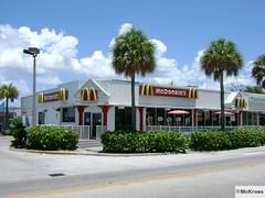 McDonald's Fort Myers Beach 1133 Estro Boulevard (USA)