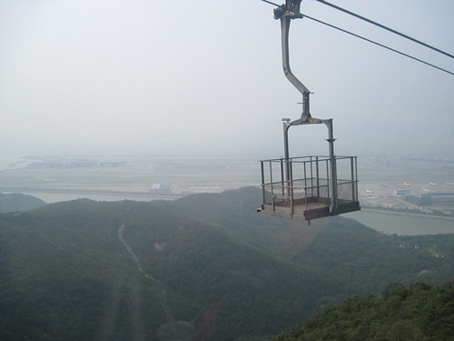 """Budget Cabin"" at Ngong Ping 360 Cable Car"
