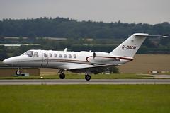 G-ODCM - Air Charter Scotland - Cessna 525B Citation CJ3 - Luton - 090807 - Steven Gray - IMG_8693