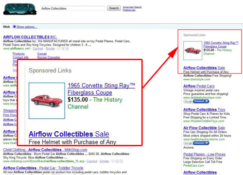 New AdWords Product Ad