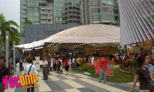 Truth out about chopping of Yew Tee trees: It was to make way for pasar malam