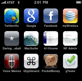 Stuff on my iPhone that I use everyday