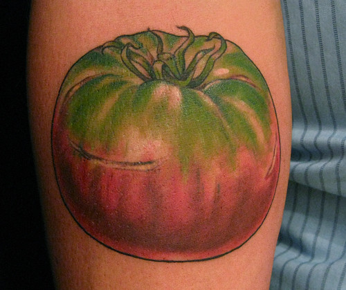 Food tattoos (Set)