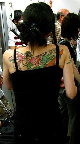 upper back tattoos for women. images upper back tattoos women; upper back tattoos women.