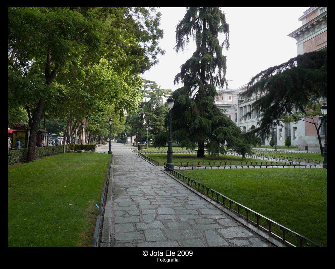 Paseo del Prado III