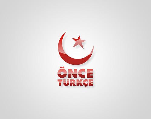 Öncetürkçe.org Logo Tasarım