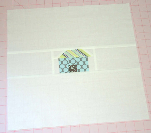 Sew Connected Quilt Block - Sept.