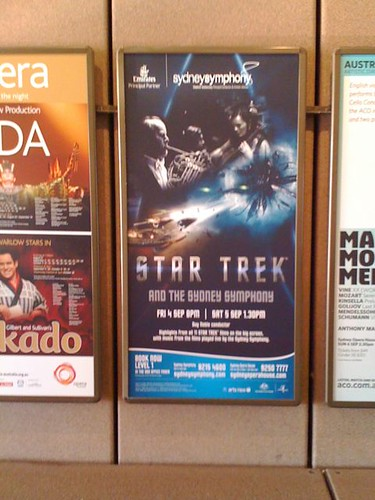 Sydney Symphony Orchestra plays Star Trek