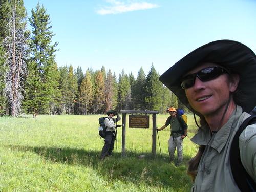 We Enter Yellowstone