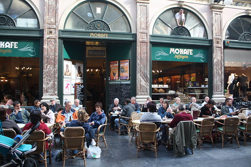 Mokafe, Brussels
