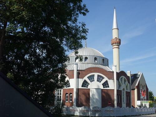 Fatih-Moschee