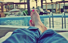 (` .) Tags: pool swimming bahrain nikon sweet honey resorts d60 albandar