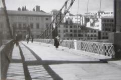 1939 2009 Ponte di ferro dei Fiorentini (Roma ieri, Roma oggi: Raccolta Foto de Alvariis) Tags: italy roma pontes ai 1939 giovanni fiorentini rione pontediferro nciampi pontedeifiorentini lungoteveredeifiorentini pontedelsoldino