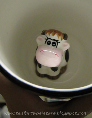 Cow Milk Mug (Somewhere in Belgium)