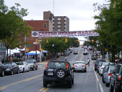 Fenton Street Market Banner