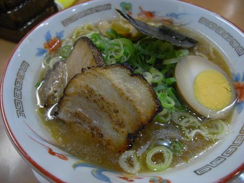 らー麺ぶーけ「しょうゆ」