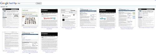 bing - Google Fast Flip_1253003735789