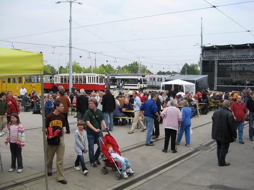 Vienna Tram Day 2009