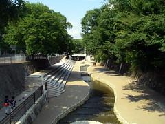堀川北向き2009-09-16