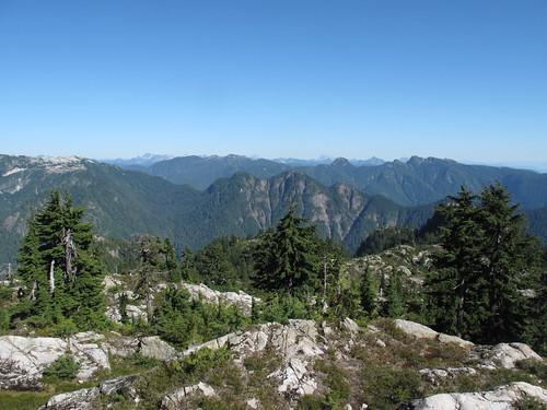 Vancouver en la Columbia Británica
