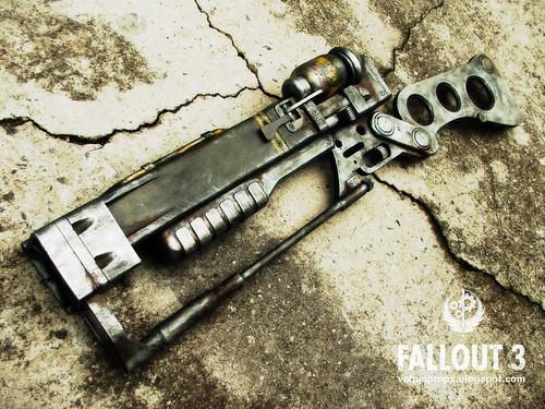 Лазерная винтовка AER9