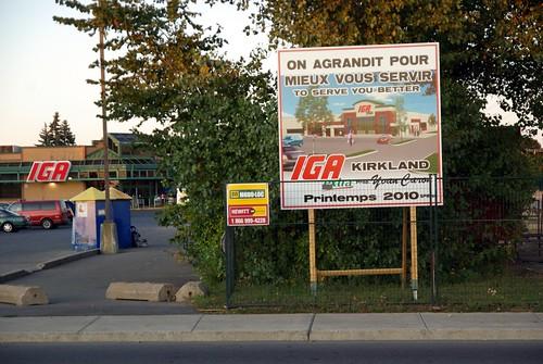 IGA Kirkland