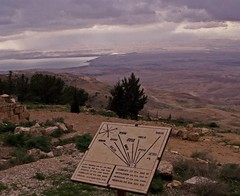 View from Mount Nebo (© Custodia Terrae Sanctae)
