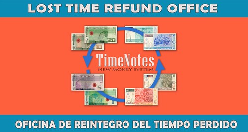 Gustavo Romano, Lost Time Refund Office. Coutesy the artist.