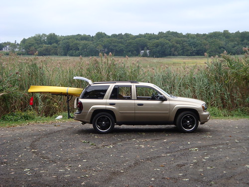 Kayak Roof Rack For Envoy Chevy Trailblazer Trailblazer
