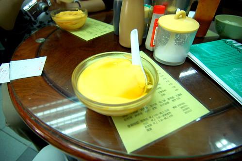 芒果豆腐花, 盛記白粥, Macau